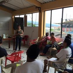 Taller de Emprendimiento y Sensibilización en Economía Solidaria